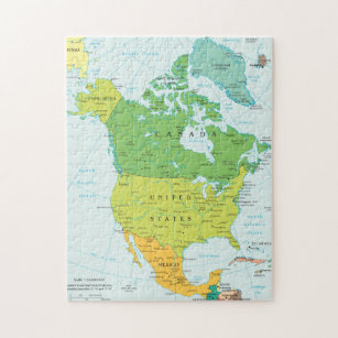 This download allows you to easily help your kids learn more about the states found within the usa. United States Map Jigsaw Puzzles Zazzle