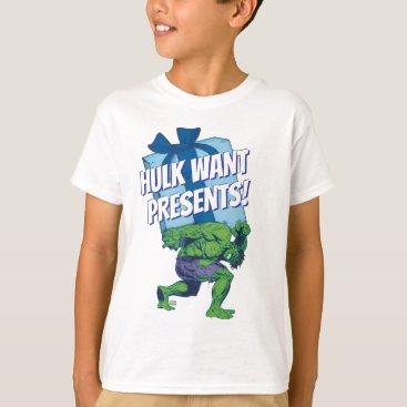 Marvel Classics   Hulk Sized Gift T-Shirt
