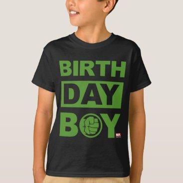 Marvel | Incredible Hulk - Birthday T-Shirt