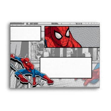 Marvel | Spiderman - Birthday Envelope