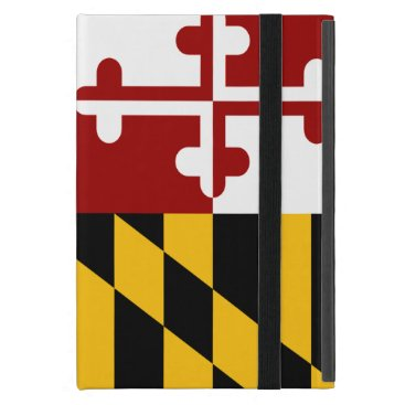 Maryland flag case for iPad mini