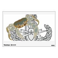 Master EOD Crab Wall Decal | Zazzle