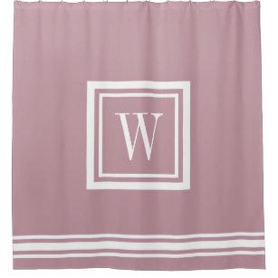mauve shower curtains zazzle