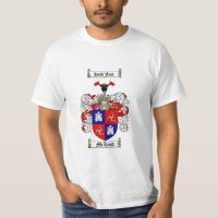Mcleod Family Crest - Mcleod Coat of Arms T-Shirt | Zazzle