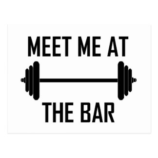 Meet Me At The Bar Gifts on Zazzle