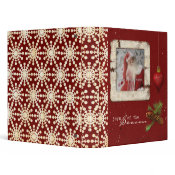 memories of christmas photo album binder
