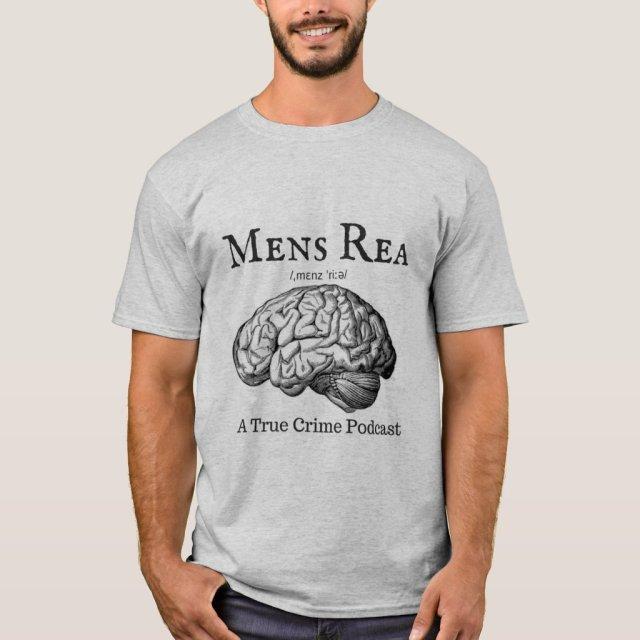 Mens Rea logo Mens' T-Shirt