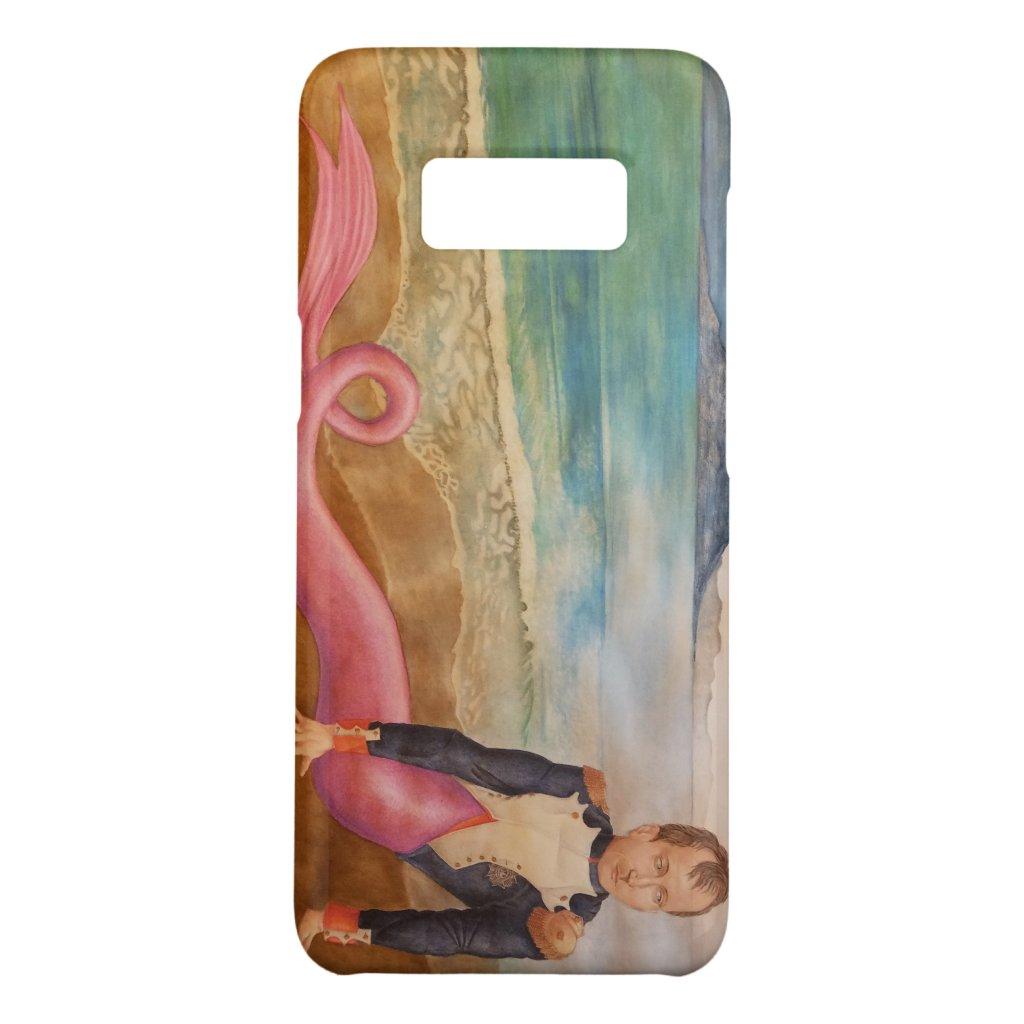 Merpolean phone case