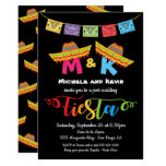 Mexican Fiesta Post Wedding Fiesta Invitation