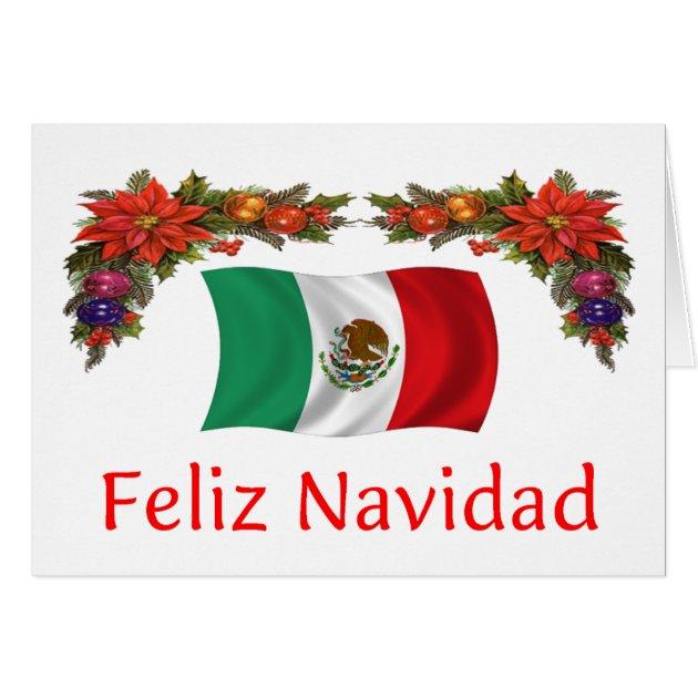 Mexico Christmas Card