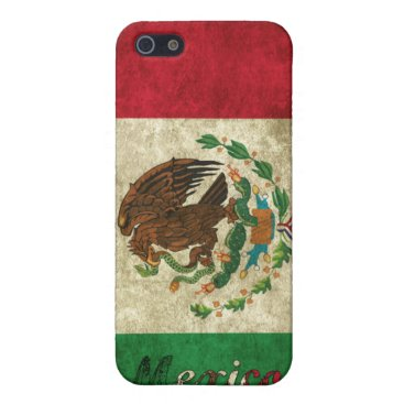 Mexico Retro Cover For iPhone SE/5/5s