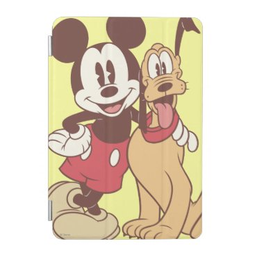Mickey & Friends | Classic Mickey & Pluto iPad Mini Cover