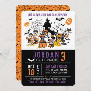 mickey mouse birthday invitations zazzle