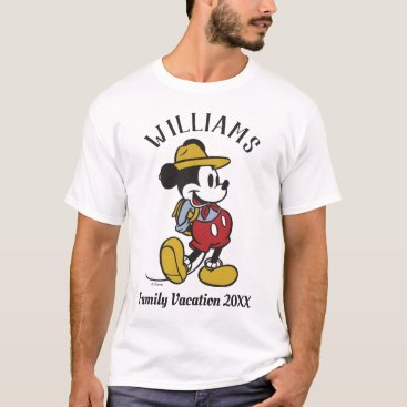 Mickey Mouse | Outdoor Mickey T-Shirt