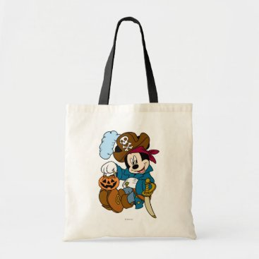 Mickey Mouse the Pirate Tote Bag