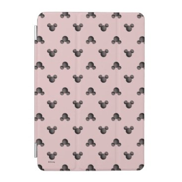 Mickey Pink Icon Pattern iPad Mini Cover