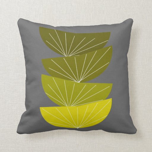 MidCentury Modern Inspired Pillow 32  Zazzle