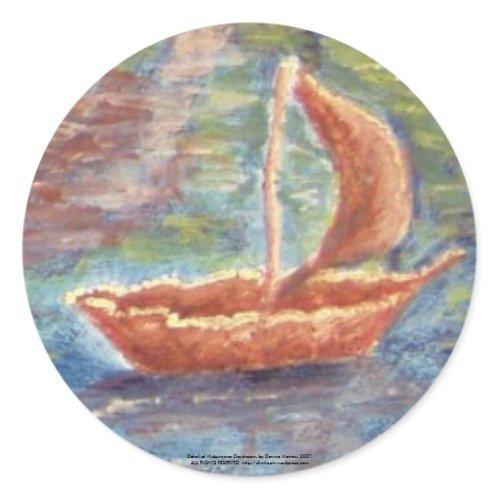 Midsummer Daydream sticker