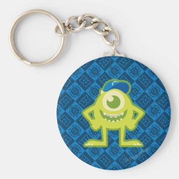 Mike 1 keychain
