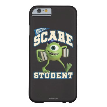 Mike Scare Student 2 Barely There iPhone 6 Case