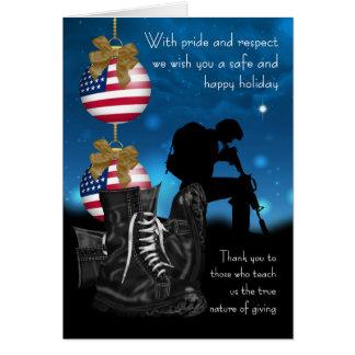 Military Christmas Cards Zazzle
