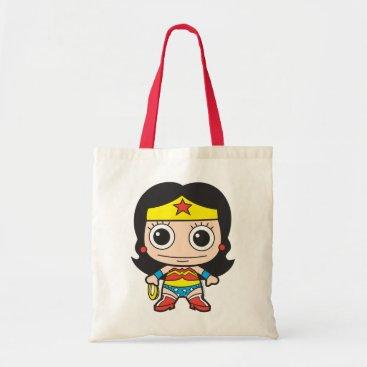 Mini Wonder Woman Tote Bag
