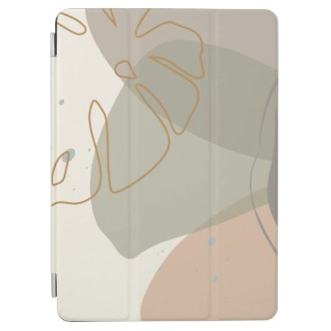 Minimalistic Nature #digitalart #nature iPad Air Cover