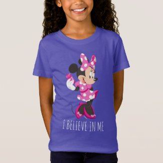 Minnie | I Believe in Me T-Shirt