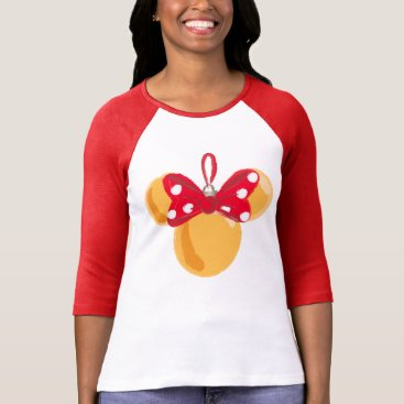 Minnie Mouse Christmas Ornament T-Shirt