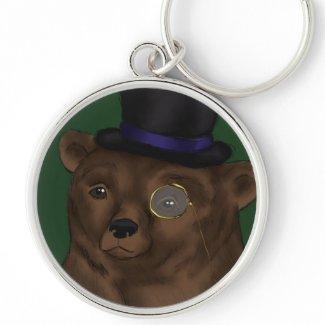 Mister Bear Premium Keychain