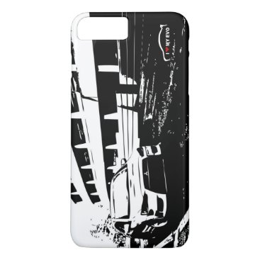Mitsubishi EVO X iPhone 8 Plus/7 Plus Case