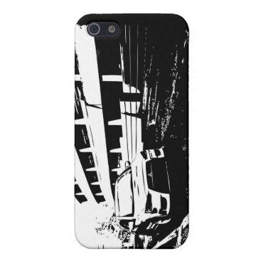 Mitsubishi EVO X Cover For iPhone SE/5/5s
