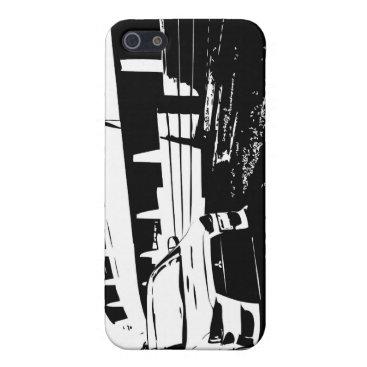 Mitsubishi EVO X iPhone SE/5/5s Case