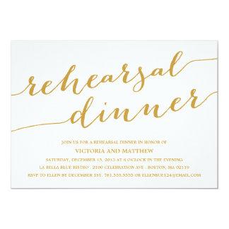 Invitation Etiquette Part 4 Rehearsal Dinner Invitations