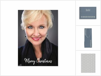 Modern Chic Christmas Collection