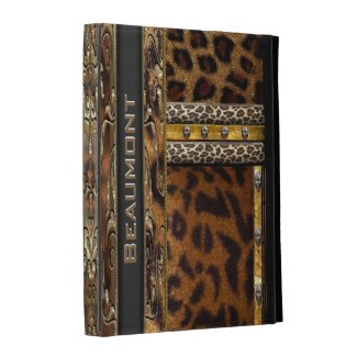 Molyneux Monogram Universal iPad Folio Cases