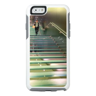 Monogram on Wall OtterBox iPhone 6/6s Case