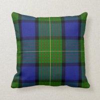 Tartan Plaid Pillows, Tartan Plaid Throw Pillows