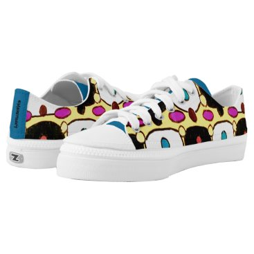 Morethan4 spongebob alternative Low-Top sneakers