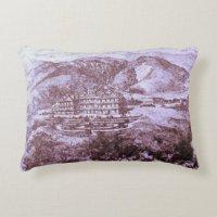 Lodge Pillows - Decorative & Throw Pillows | Zazzle