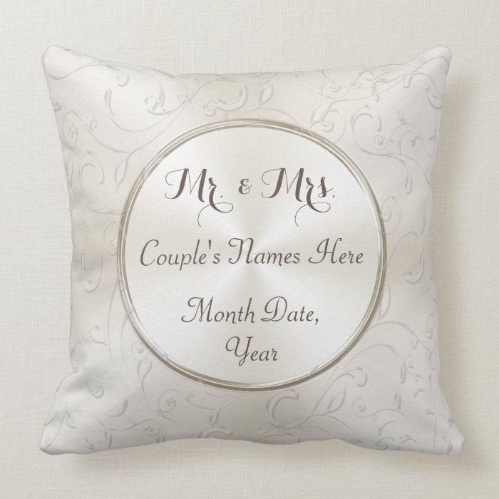 Mr Mrs Pillows