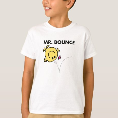 Mr. Bounce | Classic Pose T-Shirt