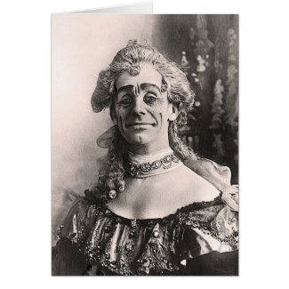 Mr Dan Leno Cards