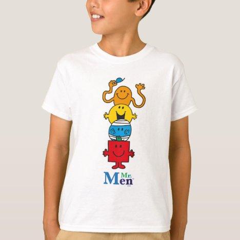 Mr. Men | Mr. Men Standing Tall T-Shirt