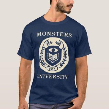 MU Seal - Dark T-Shirt