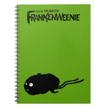 Mummy Hamster Silhouette Notebook