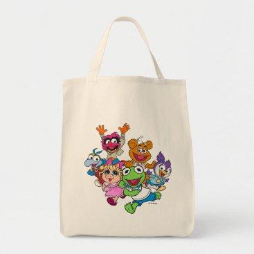 Muppet Babies Tote Bag