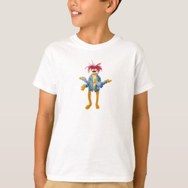 Muppets Pepe the king prawn standing Disney T-Shirt
