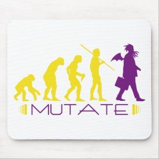 mutatepurple mousepad