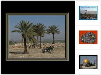 My Favourite Postcards from Israel